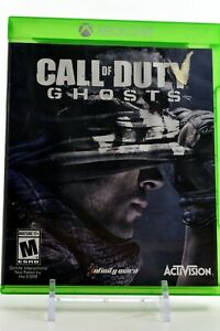 Call of Duty: Ghosts (Microsoft Xbox One, 2013) - Rough Case