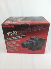 Kalimar Video Transfer System Bulit-In Stereo Cassette Player and Sound Mixer