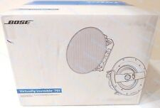 Bose Virtually Invisible 791 II In-Ceiling Speakers.  Brand NEW, SEALED