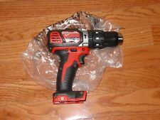 "Milwaukee 2607-20 NEW M18 18V Li-Ion 1/2"" Cordless Hammer Drill/Driver Bare Tool"