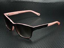 EMPORIO ARMANI EA4004 504613 Black Opal Pink Brown Grad 56 mm Women's Sunglasses