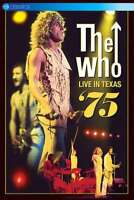 The Who - Live IN Texas '75 Nuevo DVD