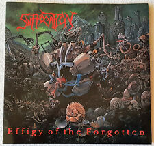 Suffocation ‎– Effigy Of The Forgotten - CD - 1991 - First Press - R/C Records