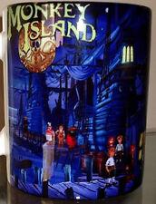 Monkey Island Tribute Guybrush + SCUMM Bar Mug unique-Design 2
