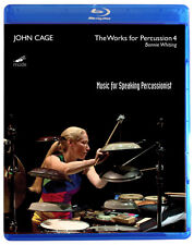 JOHN CAGE: Music for Speaking Percussionist – Bonnie Whiting – BLURAY mode 296