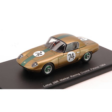 LOTUS 26R N.74 WALKER RACING CRYSTAL PALACE 1964 1:43 Spark Model Auto Competizi