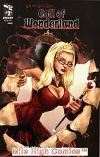 CALL OF WONDERLAND (2012 Series) #2 B Near Mint Comics Book