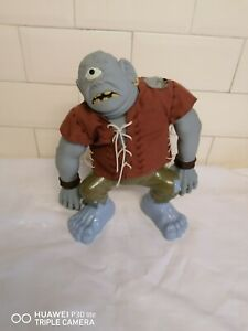 """Vintage Manley's Toy Quest Stretch Screamers Cyclops monster giant 13"""" rare"""