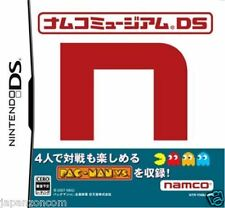 Used DS  Namco Museum NINTENDO JAPANESE IMPORT