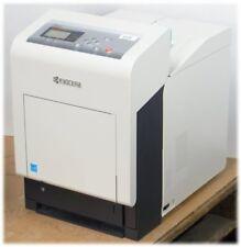 Kyocera FS-C5400DN 35ppm 256MB Duplex LAN 173.100 Seiten Farblaserdrucker B-Ware