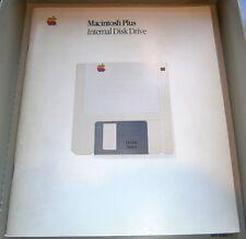 Mac Plus Internal Disk Drive Manual - 1986 - 030-1245-A