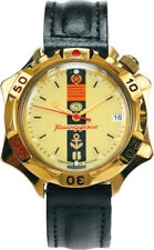 VOSTOK KOMANDIRSKIE MECHANICAL WATCH MILITARY № 539217