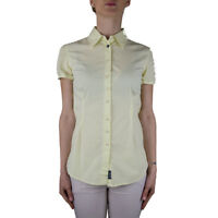 Woolrich Camicia Donna Col Giallo tg varie | -42 % OCCASIONE |