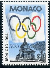 TIMBRE DE MONACO N° 1937 ** SPORT / COMITE INTERNATIONAL OLYMPIQUE