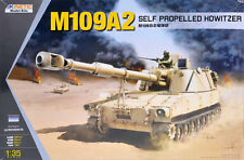Kinetic 1/35 M109A2 Self-Propelled Howitzer #61006 (Sealed)