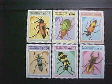 TOGO Scott #1706-11 Beetles  mint NH