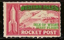 "Great Britian, Dec. 1934 - ""Western Isles"""