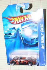 2007 Hot Wheels Stars  Suzuki GSX-R/4 #102/156