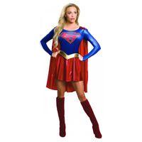Supergirl Costume Supergirl Halloween Fancy Dress