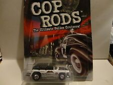 Hot Wheels Cop Rods Series 1 Pueblo CO. Chevy Nomad w/Real Riders