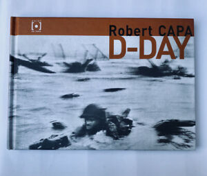 D-Day - Robert Capa - French English - Hardcover