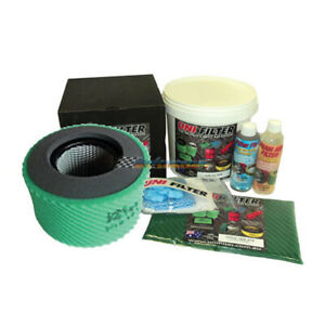 UNI FILTER AIR FILTER KIT suits LANDROVER DISCOVERY 4 SDV6 3.0LT TD