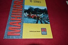 Mahindra 3510 4110 Tractor Dealer's Brochure HVPA