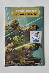Star Wars High Republic #1 Walmart Variant 3 Pack Sealed!