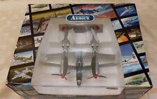 FRANKLIN MINT ARMOUR 1:48 P-38 LIGHTNING Marge Diecast Model 98114 B11B280 *BNIB
