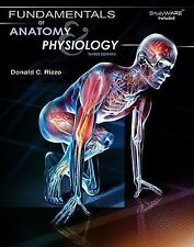 Fundamentals of Anatomy and Physiology by Donald C. Rizzo (2009, Hardcover)