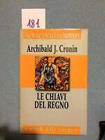 le chiavi del regno di archibald j. cronin