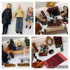 Doll House Furniture Massiccia Bundle camera da letto salotto giardino