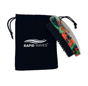 Rapid Waves 360, 540 & 720 HARD Camouflage Curve Palm Wave Brush