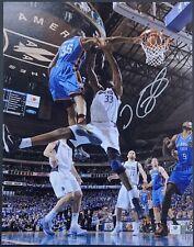 Kevin Durant Signed Oklahoma City Thunder 11x14 Photo Autographed GA BKLYN Nets