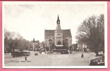 Banbury Town Hall, Oxfordshire postcard. T.V.A.P. Oxford.