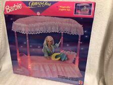 1996 Barbie Glitter & Glow Bed Mattel 15327
