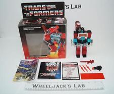 Perceptor MIB 100% Complete C 1985 Vintage Action Figure G1 Transformers