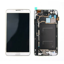 LCD Display Touch Screen Digitizer Assembly Frame For Samsung Galaxy Note 3 N900