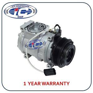 A/C Compressor Fits BMW 323 325 328 525 530 740 840 850 M3 OEM 10PA17C 57356