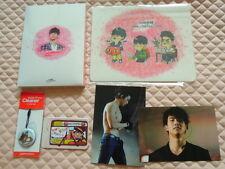 2PM Taecyeon DVD Goods Set 2-disc w/Gift JYP K-POP J-POP Hands Up  & Arena Tour