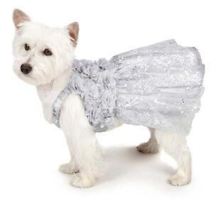 Dog Dress Shimmer Nights Whitney Dress Pet BRAND NEW Winter Holiday XS & XXS