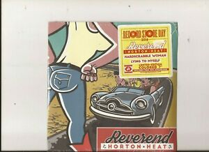 "Reverend Horton Heat - Hardscabble  Woman   ( SEALED RSD  7""  Coloured  Vinyl  )"