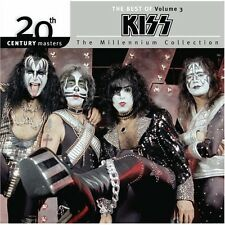 Kiss - 20th Century Masters: Millennium Collection 3 [New CD]