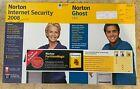 Set 3  Norton Internet Security Norton Ghost Norton Petition Magic 2008 Vista XP