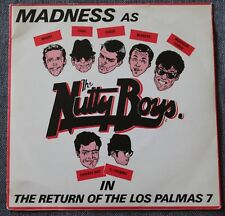 Madness, the return of the Los Palmas 7 / that's the way to do it, SP - 45 tours