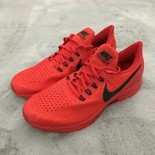 New Nike Air Zoom Pegasus 35 Running Shoes Mens Size 11 Black MAV7897-600