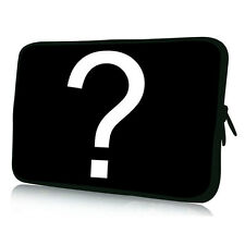"""7"""" Soft Sleeve Bag Case Pouch For 7.9"""" ipad Mini Google Nexus 7 Tablet W/Cover"""