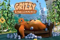 Grizzy & Die Lemminge Eßbar Tortenaufleger NEU Party Deko Geburtstag dvd Serie
