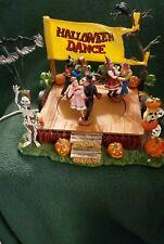 Department 56: Halloween Dance - Snow Village Halloween