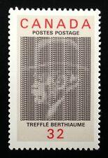 Canada #1044 MNH, Treffle Berthiaume Stamp 1984